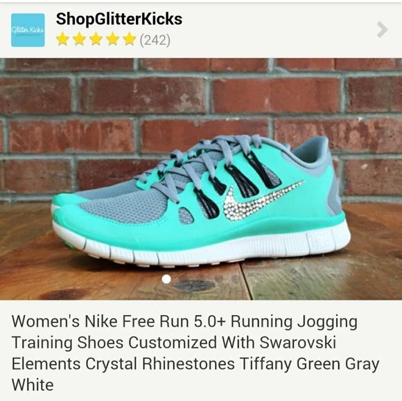 sports shoes b5f9b c3b6e Nike Glitter kicks ***RARE***